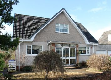 Thumbnail 4 bed detached house to rent in Carcluie Crescent, Ayr