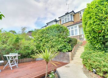 Thumbnail 3 bed semi-detached house for sale in Downlands Road, Purley
