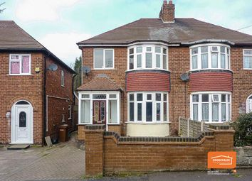 3 bed semi-detached house for sale in Worcester Road, Willenhall WV13
