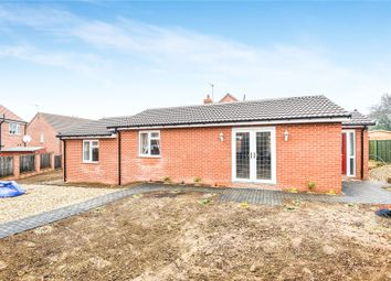 3 bed detached bungalow for sale in Signal Road, Grantham NG31
