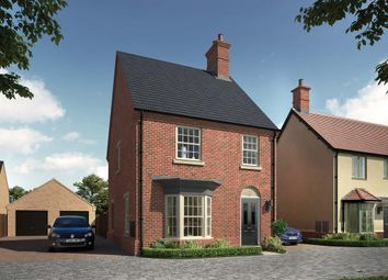 "Thumbnail 3 bed property for sale in ""The Hendon"" at Central Avenue, Brampton, Huntingdon"