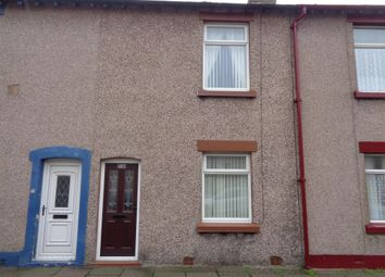 Thumbnail 2 bed terraced house to rent in Hastings Street, Walney, Barrow In Furness