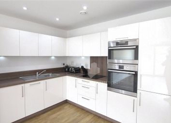 Thumbnail 2 bed flat to rent in Waterside Heights, 16 Booth Road, London