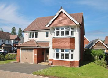 4 bed detached house for sale in Kidnalls Drive, Whitecroft, Lydney GL15