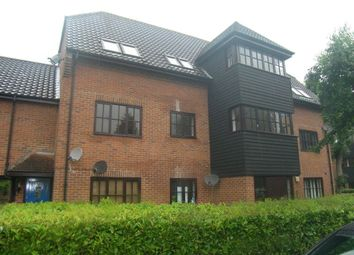 Thumbnail 1 bed flat to rent in Spruce Close, Laindon, Basildon