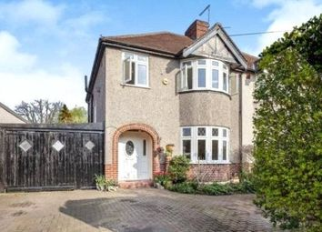 Thumbnail 3 bed semi-detached house to rent in Kinross Avenue, Worcester Park