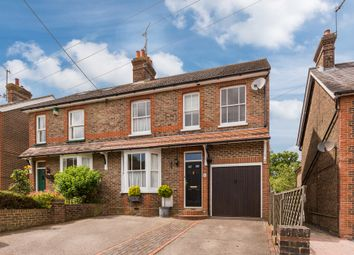 Thumbnail 4 bed semi-detached house for sale in Western Road, Haywards Heath