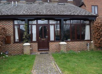 Thumbnail 1 bedroom flat to rent in Mill View Court, School Lane, Eaton Socon, St. Neots