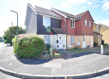 2 bed terraced house to rent in Nursery Gardens, Butt Haw Close, Hoo, Rochester ME3
