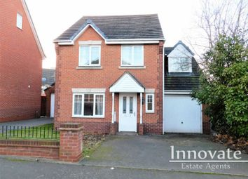 Thumbnail 5 bed detached house for sale in Narel Sharpe Close, Smethwick