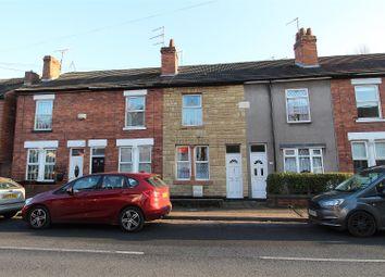 Thumbnail 2 bedroom terraced house for sale in Aldersley Road, Tettenhall, Wolverhampton
