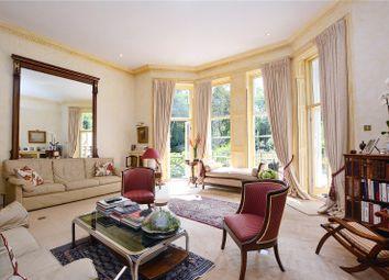 Thumbnail 3 bed flat for sale in Airlie Gardens, Kensington, London