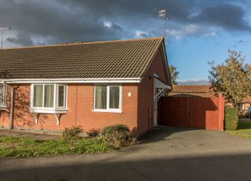 Thumbnail 2 bed semi-detached bungalow for sale in Devitt Way, Broughton Astley