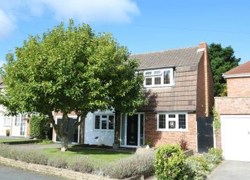 Thumbnail 3 bed detached house for sale in School Close, Holmer Green, High Wycombe