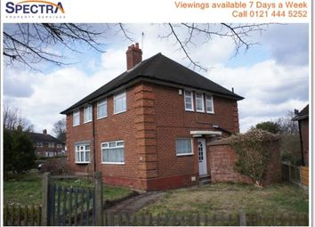 Thumbnail 3 bed semi-detached house to rent in Greenstead Road, Moseley