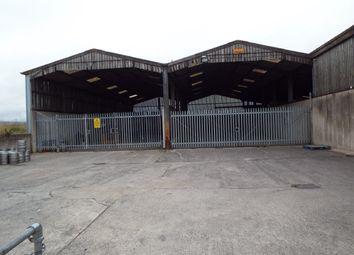 Thumbnail Warehouse to let in Taunton Road, Bridgwater