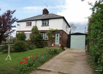 Thumbnail 3 bed semi-detached house to rent in White Notley, Witham