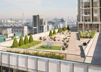 Thumbnail 1 bed flat for sale in Damac Tower, 71 Bondway, Nine Elms, London