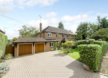 Thumbnail 4 bed detached house for sale in Russell Road, Northwood