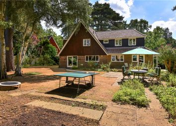 5 bed detached house for sale in Edgcumbe Park Drive, Crowthorne, Berkshire RG45