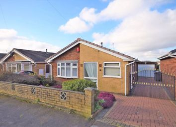 Thumbnail 2 bed detached bungalow to rent in Caton Crescent, Milton, Stoke-On-Trent