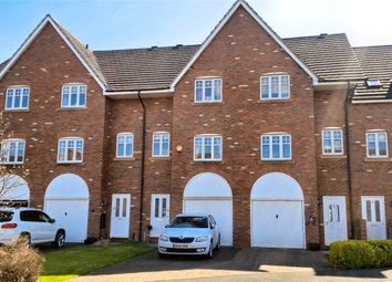 Thumbnail 4 bed town house for sale in Haydn Jones Drive, Nantwich, Cheshire