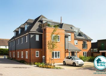 Thumbnail 2 bed flat for sale in William Way, Godstone