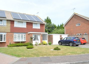 Thumbnail 3 bed semi-detached house to rent in Applefield, Northgate