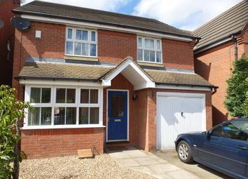 Thumbnail 3 bed detached house to rent in Peak Hill Close, Worksop
