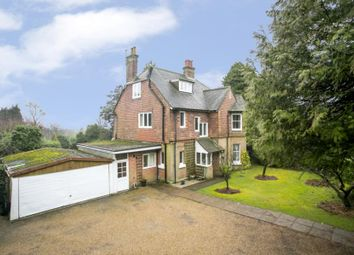 Thumbnail 5 bed detached house for sale in Queens Road, Crowborough, East Sussex