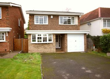 Thumbnail 4 bed detached house for sale in Norsted Lane, Pratts Bottom, Orpington