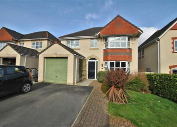 Thumbnail 5 bed detached house for sale in Upcott Valley, Okehampton, Devon