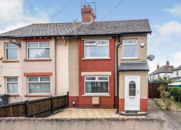 3 bed semi-detached house for sale in Whitmuir Road, Splott, Cardiff CF24