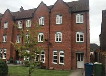 Thumbnail 3 bed mews house to rent in Saltersford Rise, Stone, Staffs