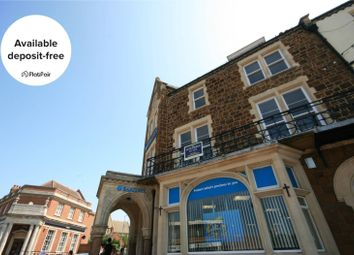 Thumbnail 2 bed flat to rent in Le Strange Court, High Street, Hunstanton