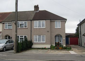 Thumbnail 3 bed semi-detached house for sale in Carnforth Gardens, Elm Park