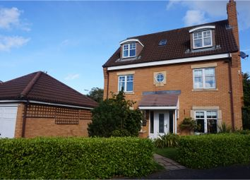 Thumbnail 5 bed detached house for sale in Old Lodge Close, Liverpool