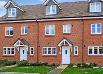 Thumbnail 4 bed terraced house for sale in Primrose Place, Worthing, West Sussex