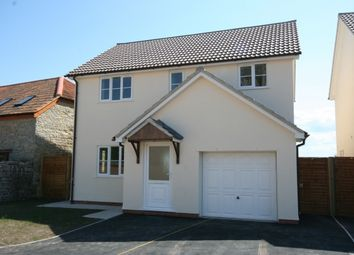 Thumbnail 4 bed detached house to rent in Main Road, Westonzoyland, Bridgwater