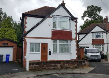 Thumbnail 3 bed semi-detached house to rent in Highcroft Avenue, Didsbury