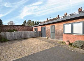 Mount Crescent, Whitchurch SY13. 2 bed semi-detached bungalow for sale