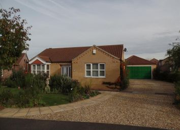 Thumbnail 3 bed detached bungalow for sale in Headland Way, Navenby, Lincoln