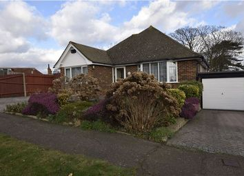 Thumbnail 3 bed detached bungalow for sale in Gatelands Drive, Bexhill-On-Sea, East Sussex
