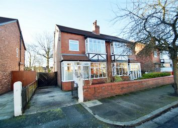 Thumbnail 4 bedroom semi-detached house for sale in Akesmoor Drive, Mile End, Stockport, Cheshire