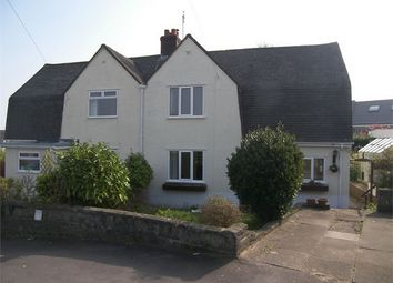 Thumbnail 3 bed semi-detached house to rent in Thistleboon Gardens, Mumbles, Swansea