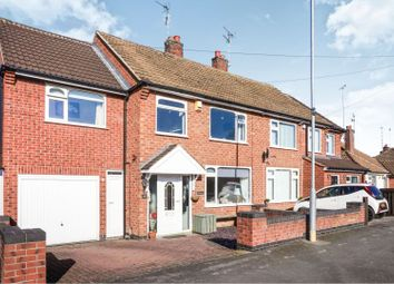 Thumbnail 4 bed semi-detached house for sale in Somerby Road, Leicester