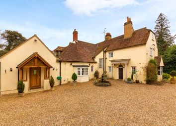 Thumbnail 6 bedroom detached house for sale in Harmer Green Lane, Digswell, Welwyn