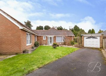 Thumbnail 2 bed detached house for sale in Robin Down Close, Mansfield