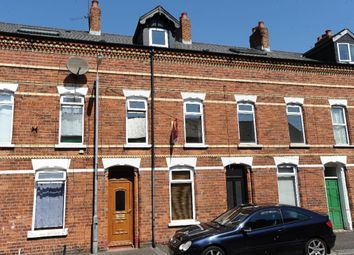 Thumbnail 4 bed terraced house for sale in Rosebery Street, Belfast
