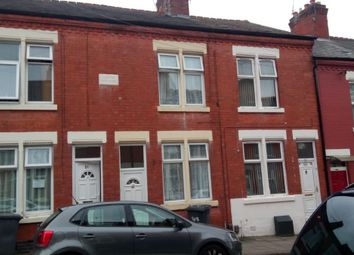 Thumbnail 2 bed terraced house for sale in Derwent Street, Highfield, Leicester
